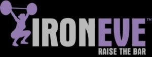 IronEve Black Logo